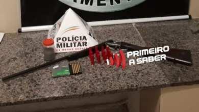 Photo of HOMEM É PRESO COM ARMAS DE FOGO NO NOVA ERA