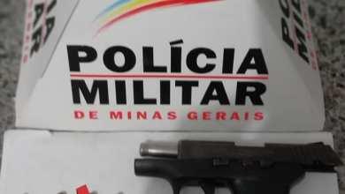 Photo of PM PRENDE HOMEM COM ARMA DE FOGO NO BAIRRO CIDADE NOVA