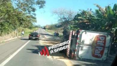 Photo of VIÇOSENSE SE ENVOLVE EM ACIDENTE EM ITAPERUNA