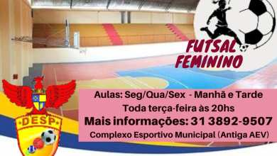 Photo of PROJETO CRAQUES NA ESCOLA REALIZA AULAS DE FUTSAL FEMININO