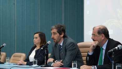 Photo of PRESIDENTE DO CONSELHO NACIONAL DE EDUCAÇÃO MINISTRA AULA MAGNA NA UFV