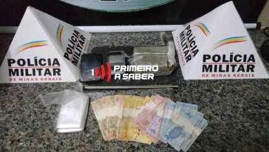 Photo of PROPRIETÁRIO DE BAR EM ERVÁLIA É PRESO POR TRÁFICO DE DROGAS