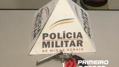 Photo of POLÍCIA MILITAR PRENDE AUTOR POR POSSE DE ARMA DE FOGO EM VISCONDE DO RIO BRANCO
