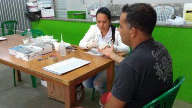 Photo of Secretaria de Saúde realiza testes rápidos em servidores e população