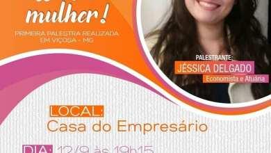 """Photo of Palestra """"Investimento é assunto de mulher"""" é realizada pela primeira vez em Viçosa"""
