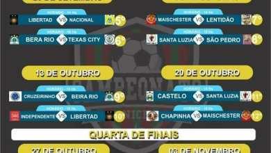 Photo of Campeonato Municipal de Teixeiras começa neste domingo (15)