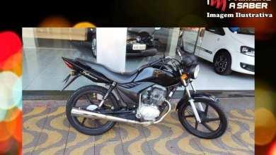 Foto de Viçosense é preso com moto roubada em Porto Firme