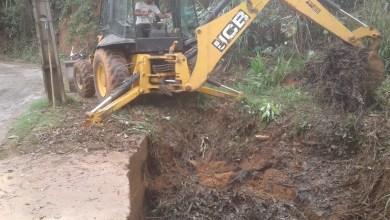 Photo of Secretaria de Obras está mobilizada para a recuperação do município