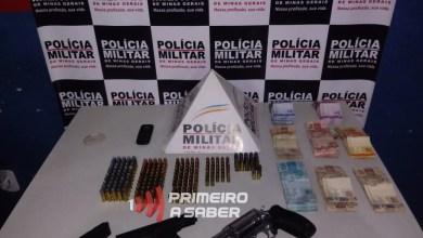 Photo of Três pessoas são presas com armas de fogo e munições em Ponte Nova