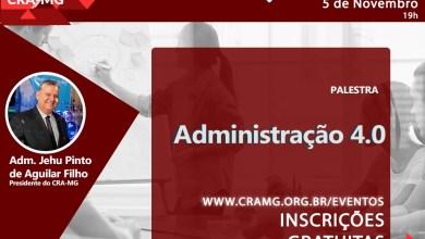 Photo of Inscrições abertas para Palestra Gratuita no Circuito Mineiro de Administração