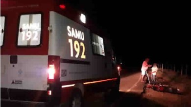 Foto de Acidente de trânsito com vítima fatal em Guiricema