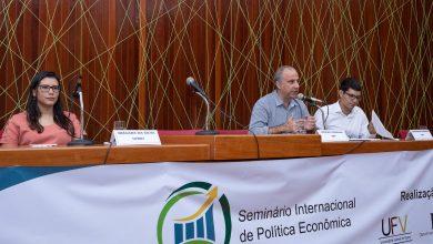 Photo of Seminário Internacional de Política Econômica discute energia e desenvolvimento na UFV
