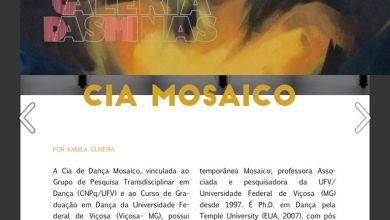 Photo of Revista publica matéria sobre grupo de dança da UFV