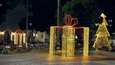 Photo of Viçosa já está em clima de Natal