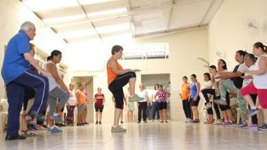 Photo of NASF III realiza atividades física com idosos