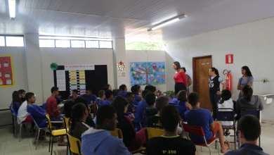 Photo of 'Viçosa de Voluntários' realiza semana de atividades na escola de Cachoeirinha