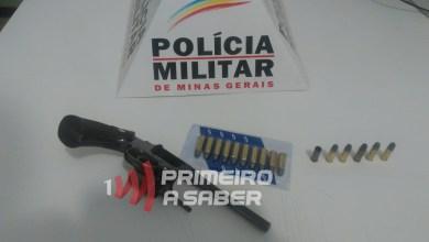 Photo of Idoso é preso por posse ilegal de arma em Teixeiras