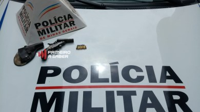 Photo of PM apreende arma em Piranga