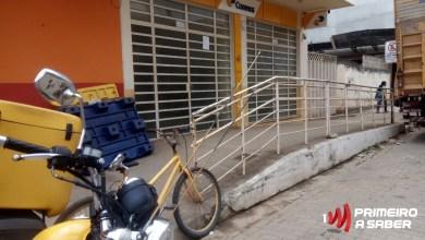 Photo of Agência dos Correios é assaltada em Ervália