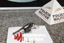 Photo of Homem é preso com arma de fogo na Piúna