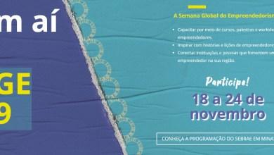 Photo of Começa hoje a Semana Global do Empreendedorismo em Viçosa, Piranga e Ervália