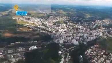 """Photo of Viçosa é apresentada no programa da TV Fechada """"Brasil Visto de Cima"""""""