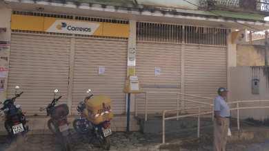 Photo of Agência dos Correios é assaltada em Teixeiras