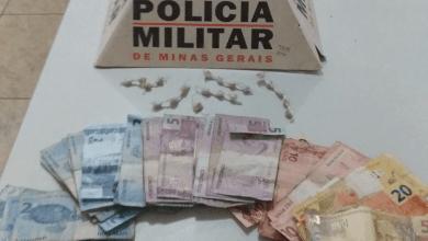 Photo of PM prende casal por tráfico de drogas em Ubá