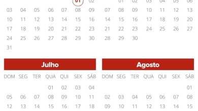 Photo of Veja o calendário de feriados prolongados em 2020