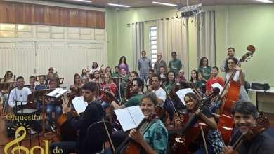Photo of Acontecerá apresentação e estreia de novos integrantes da orquestra Sol do Amanhã