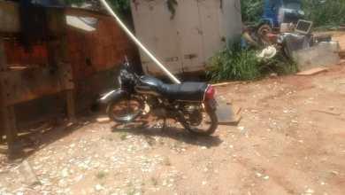 Photo of Motocicleta roubada é localizada pela PM no João Braz