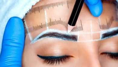 Photo of Curso gratuito de design de sobrancelhas está com inscrições abertas