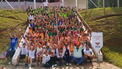 Photo of Colônia de férias da Prefeitura de Viçosa leva esportes e lazer para 150 alunos de escolas públicas do município