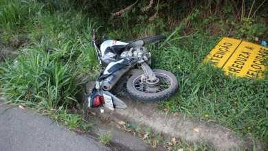 Photo of Casal fica gravemente ferido em acidente em rodovia que liga Viçosa a Teixeiras