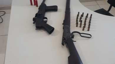 Photo of Homem é preso com armas e munições na zona rural de Paula Cândido