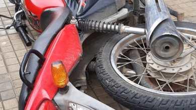 Photo of Após perseguição, PM recupera moto furtada na Av. Santa Rita