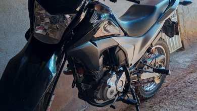 Photo of Motocicleta é roubada em Ervália