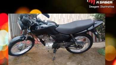 Photo of Motocicleta roubada em Visconde do Rio Branco é usada em roubo a comércio em Cajuri