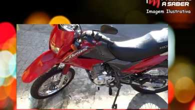 Photo of Motocicleta é roubada próximo ao Santo Antônio