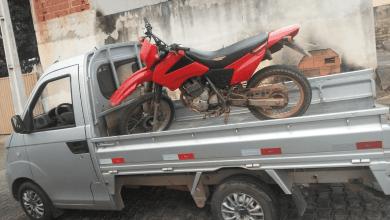 Photo of Moto roubada é recuperada em São Geraldo