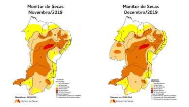 Photo of Monitor de Secas aponta redução da área com seca e da gravidade do fenômeno em Minas Gerais