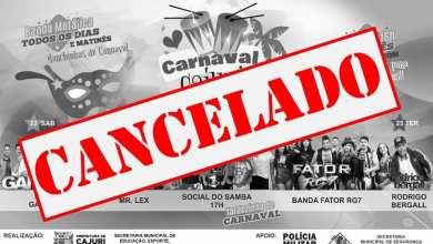 Photo of Cajuri e Teixeiras cancelam carnaval por causa dos estragos provocados pela chuva