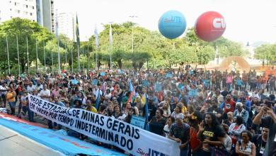 Photo of Trabalhadores da rede estadual de educação de MG decidem entrar em greve a partir de terça-feira