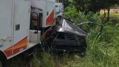 Photo of Homem morre em acidente na BR-120, em Visconde do Rio Branco