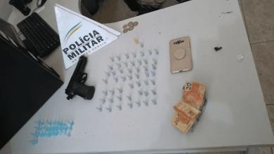 Photo of PM prende homens por roubo, recupera moto roubada e apreende drogas em Ubá