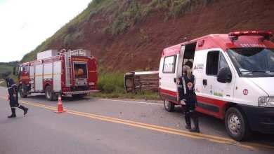 Photo of Homem morre em acidente na MG-447, em Visconde do Rio Branco