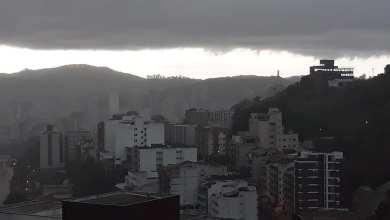 Photo of Zona da Mata terá fim de semana frio e chuvoso
