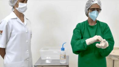 Photo of UFV produz vídeo sobre uso de equipamento de proteção individual por profissionais de saúde