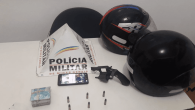 Foto de Viçosenses são presos após assaltarem agência dos Correios em Senador Firmino