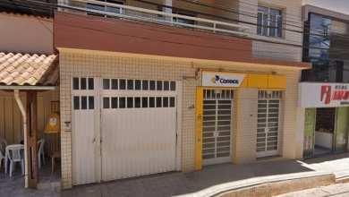Foto de Agência dos Correios é assaltada em São Miguel do Anta